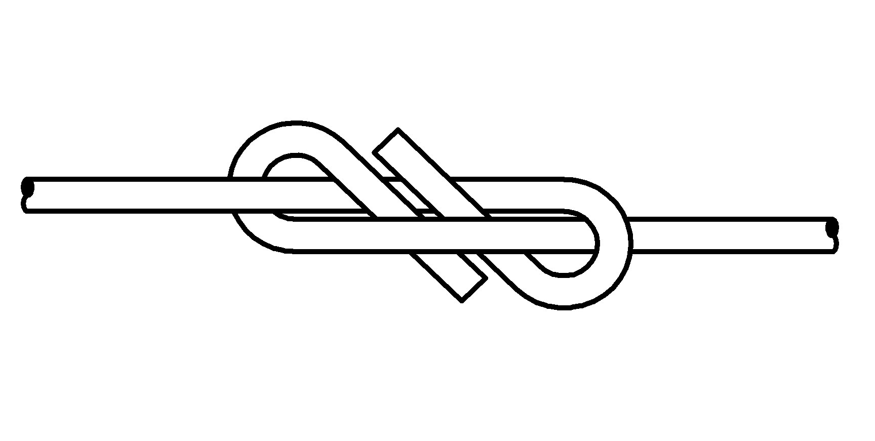Electric Fence Wire Knot
